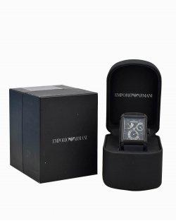 Relógio Emporio Armani Meccanico Preto