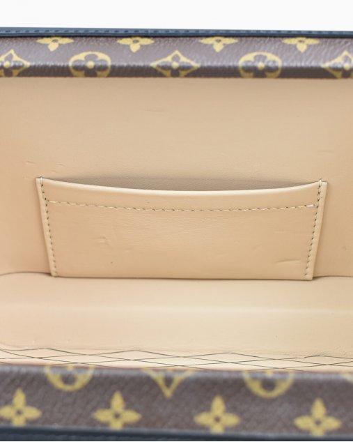 Bolsa Louis Vuitton Petite Malle Monograma