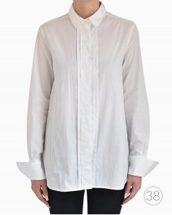 Camisa Oversized Max Mara Branca