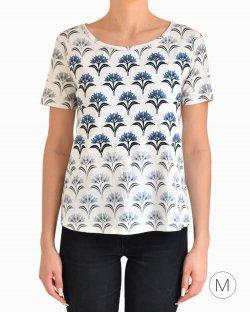Camiseta Max Mara Estampada