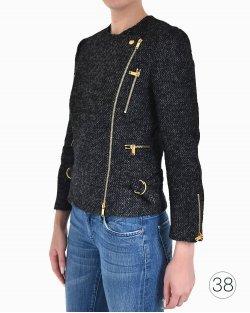 Jaqueta Gucci de Lã Preto