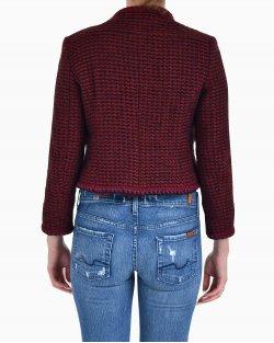 Casaco Tweed Chanel Vermelho