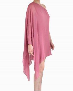 Vestido de Seda Gucci Rosa