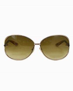 Óculos Tom Ford Clémence TF158 Amarelo