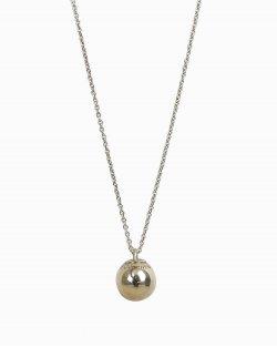 Colar Tiffany & Co. Pendente de Esfera  Prata