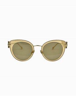 Óculos Salvatore Ferragamo SF182S Dourado