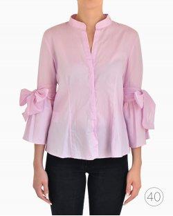 Camisa Carolina Herrera Rosa Feminina