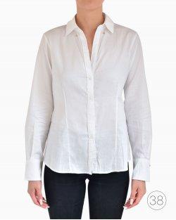 Camisa Carolina Herrera Branca Feminina