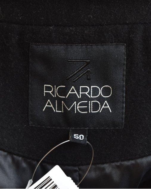 Casaco Ricardo Almeida preto