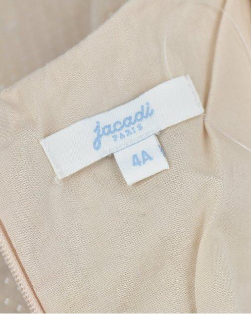 Vestido Jacadi creme