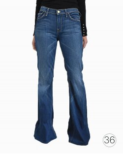 Calça Jeans 7 For All Mankind Azul Escuro