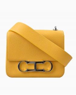 Bolsa Carolina Herrera initials insignia