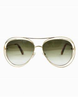 Óculos escuro Chloé aviador CE134S