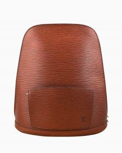 Mochila Louis Vuitton de EPI marrom