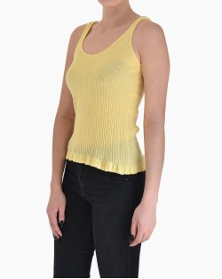 Regata Versace amarela
