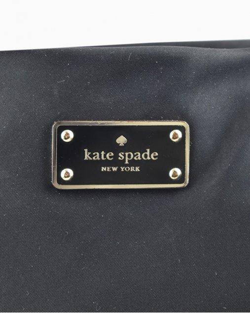Bolsa Kate Spade nylon preta