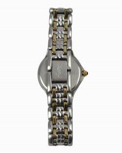 Relógio Yves Saint Laurent vintage azul