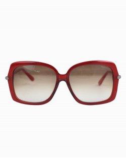 Óculos de sol Tom Ford vermelho TF323