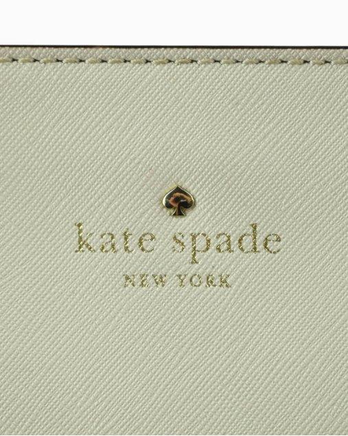 Bolsa Kate Spade de Couro Branco