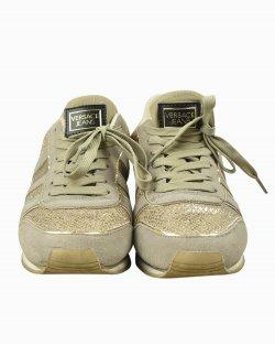 Tênis Versace Jeans Dourado