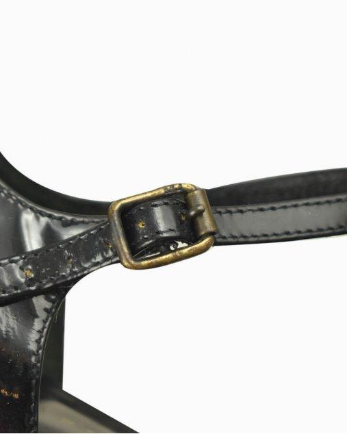 Sapato Marc by Marc Jacobs de Verniz Preto
