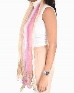 Lenço MaxMara de Seda Multicolor