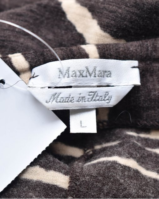 Body Max Mara de Marrom