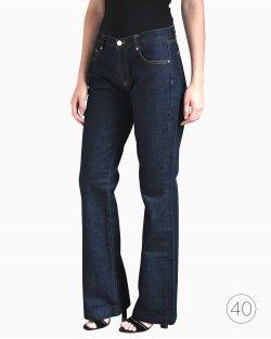 Calça Jeans Valentino Escura