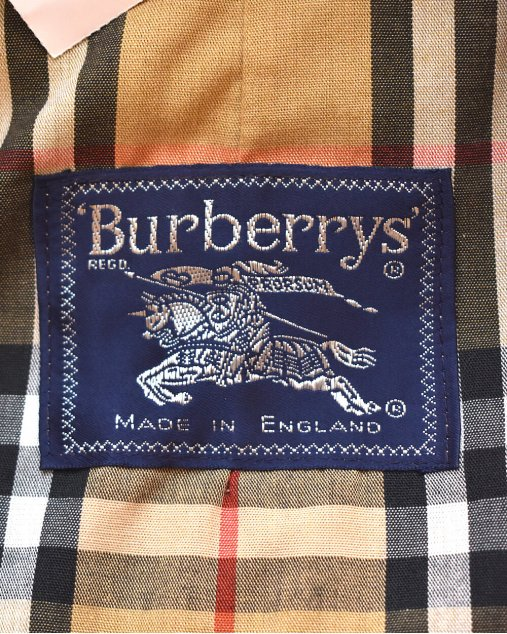 Trench Coat Burberry Caqui Vintage