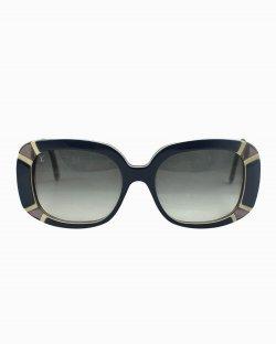 Óculos de sol Louis Vuitton azul Z0599W