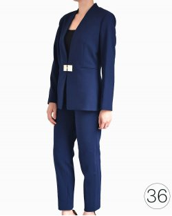 Conjunto 2 Peças Versace Collection Azul