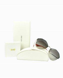 Óculos Prada SPR64T Espelhado Cinza