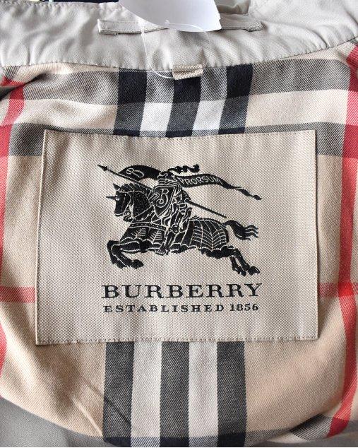 Trench Coat Burberry Bege Vintage