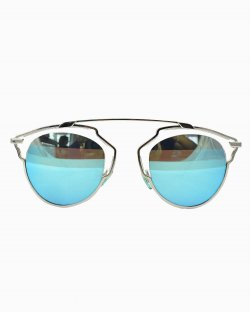 Óculos de sol Christian Dior Reflected azul 1187R