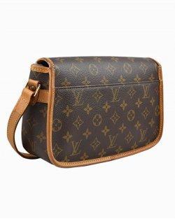Bolsa Louis Vuitton Sologne monograma