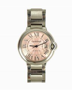 Relógio Cartier Ballon Bleu prata