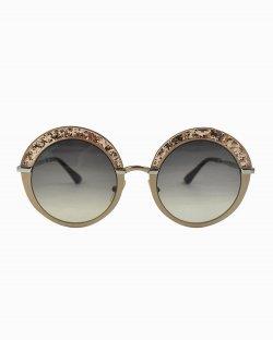 Óculos de sol Jimmy Choo glittler 6819c