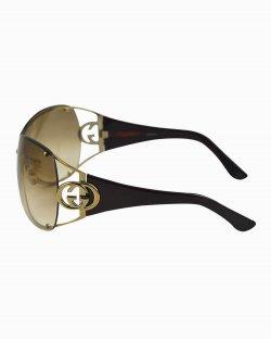 Óculos de sol Gucci lente continua GG2802