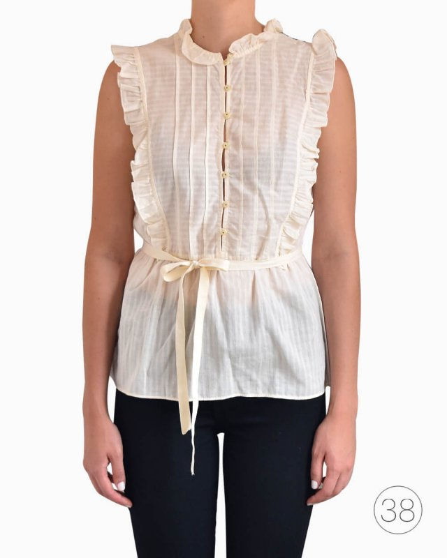Blusa Marc by Marc Jacobs Off White