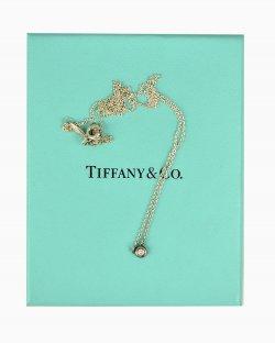 Colar Tiffany & Co. Diamonds By The Yard Prata