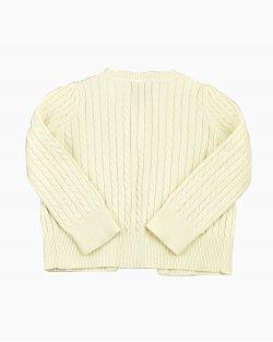 Suéter Polo Ralph Lauren Infantil Off White