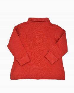 Camisa Polo Infantil Polo Ralph Lauren Vermelho