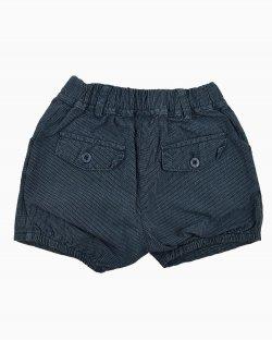 Short Baby Cottons Infantil Azul Marinho