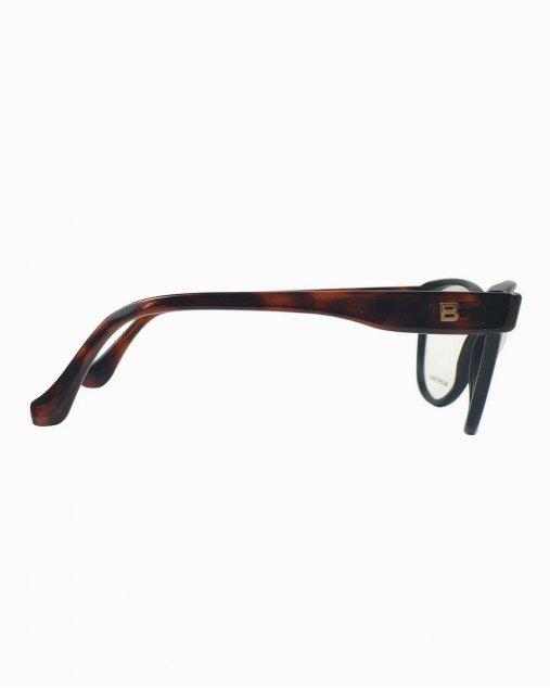 Armação de óculos Balenciaga preto BA5004