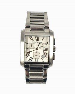Relógio Michael Kors em aço prata
