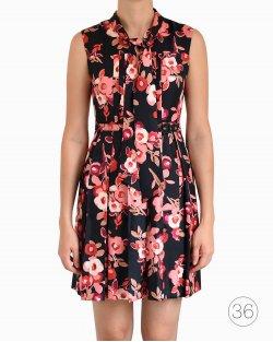Vestido de Seda Kate Spade Floral