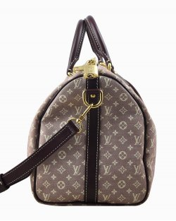 Bolsa Louis Vuitton Speddy Bandouliere 30 Idylle Monograma