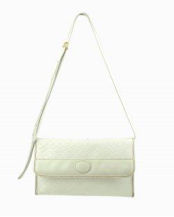 Bolsa Gucci Navy vintage branca