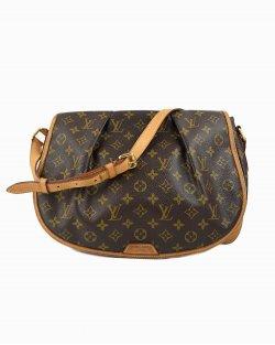 Bolsa Louis Vuitton Menilmontant MM Monograma