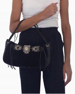 Bolsa Dolce & Gabbana vintage preta